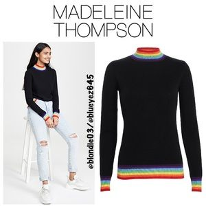 Madeleine Thompson Bo Peep Cashmere Sweater M